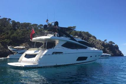 Sunseeker Manhattan 73 for sale in Spain for £1,350,000