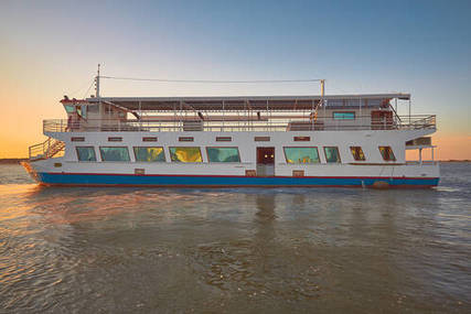 Commercial Passenger events ferry for sale in Spain for €3,200,000 (£2,756,292)