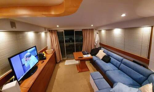 Image of Couach Flybridge Motor Yacht for sale in Spain for €75,000 (£63,872) Barcelona, Spain