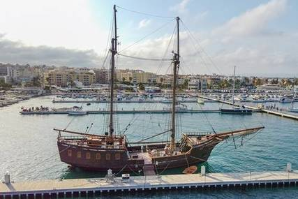 Commercial Pirate Ship Replica for sale in Spain for €250,000 (£215,228)