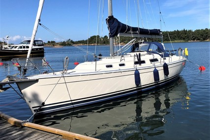 Hanse 371 for sale in Finland for €82,500 (£71,024)
