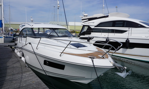 Image of Grandezza 34 OC *NEW* In Stock for sale in United Kingdom for £319,950 South West, Poole, United Kingdom