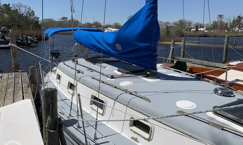Image of Hunter 33 for sale in United States of America for $12,500 (£9,003) Bayville, New Jersey, United States of America