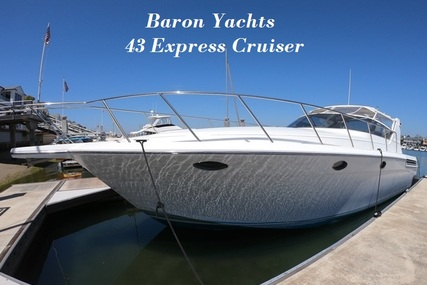 Baron Yachts 43 Express for sale in United States of America for $109,900 (£77,656)