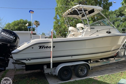 Triton 2690 for sale in United States of America for $70,000 (£49,682)
