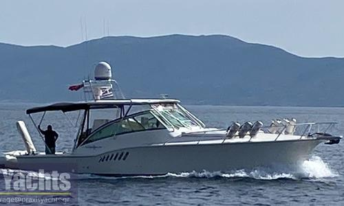 Image of Albemarle 410 Express - ONE OF A KIND for sale in Greece for €315,000 (£268,815) Greece