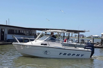 Trophy 18 for sale in United States of America for $16,750 (£12,003)