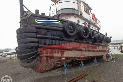 52' Steel Tug Boat for sale in United States of America for $63,000 (£44,714)