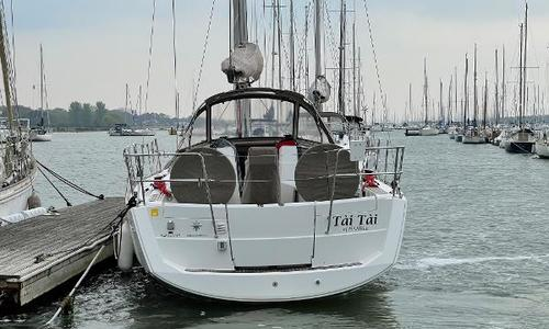 Image of Jeanneau Sun Odyssey 379 for sale in United Kingdom for £119,950 Hamble, United Kingdom