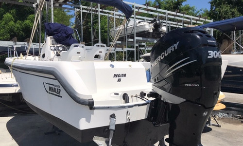 Image of Boston Whaler 23 Outrage for sale in France for €39,000 (£33,945) PORTICCIO, , France