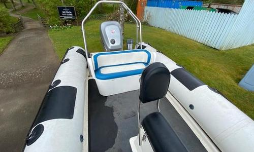 Image of Ribcraft 585 for sale in United Kingdom for £14,995 Balloch, United Kingdom