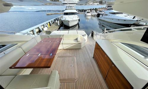 Image of Princess V72 for sale in United States of America for $1,749,000 (£1,255,816) Seattle, WA, United States of America