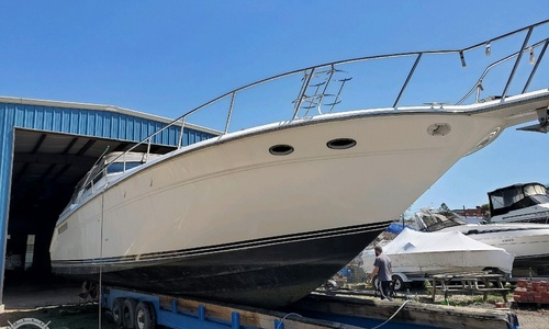 Image of Sea Ray 500 Sundancer for sale in United States of America for $99,999 (£71,992) Clarksville, Pennsylvania, United States of America