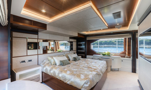 Image of Benetti Delfino 93 for sale in France for €6,700,000 (£5,722,143) Mediterranean southern , France