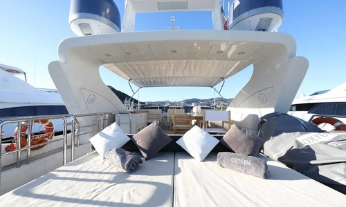 Image of Azimut Yachts 103 S for sale in Netherlands for €2,190,000 (£1,872,499) Netherlands