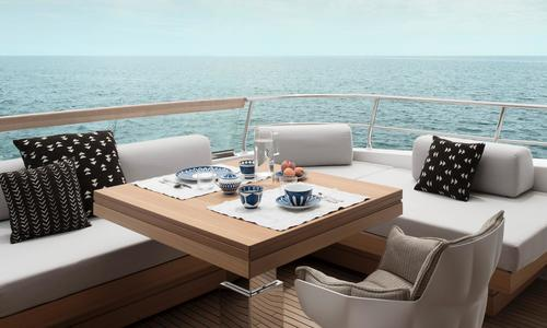 Image of Sanlorenzo SD126 for sale in Singapore for €12,998,000 (£10,958,419) Singapore