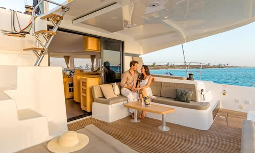 Image of Lagoon 42 for sale in Singapore for €595,294 (£509,901) Singapore