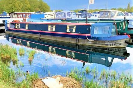 Narrowboat Hixon 57' Cruiser Stern for sale in United Kingdom for £64,950