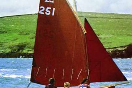 Cornish Crabbers Coble for sale in United Kingdom for £5,950