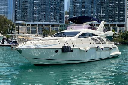 Azimut Yachts 50 for sale in Hong Kong for $611,000 (£435,393)