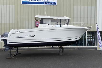 Jeanneau Merry Fisher 855 Marlin for sale in France for €76,000 (£65,345)