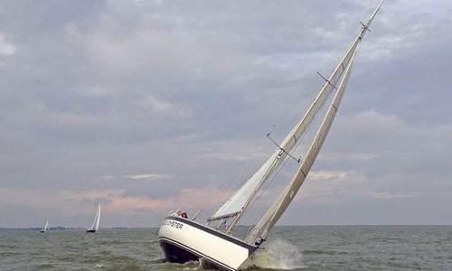 Image of Oyster 41 (ex IOR Racer) for sale in Netherlands for €66,500 (£56,745) Den Oever, , Netherlands