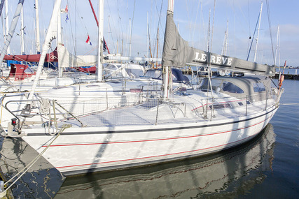 Dehler 36 CWS for sale in Netherlands for €49,500 (£42,615)