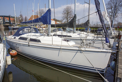 Hanse 355 for sale in Netherlands for €89,500 (£77,050)