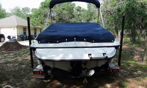 Image of Crownline 206 LS for sale in United States of America for $21,650 (£15,726) Adkins, Texas, United States of America