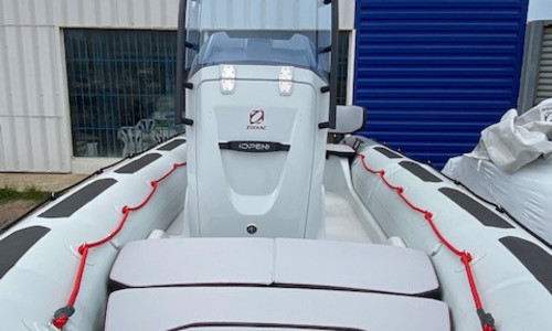 Image of Zodiac 6.5 NEO OPEN for sale in France for €49,900 (£43,400) PORT LEUCATE, , France