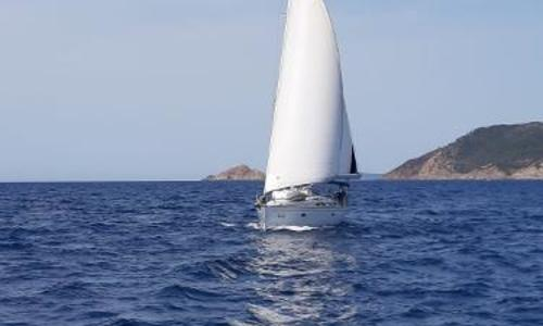 Image of Bavaria Yachts 47 Cruiser for sale in Italy for €120,000 (£102,860) Fiumicino, Italy