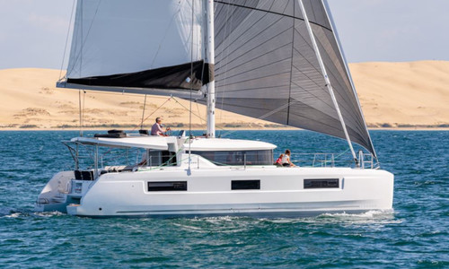 Image of Lagoon 46 - Owner's Version for sale in Thailand for £460,000 Thailand