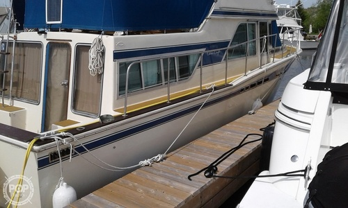 Image of Chris-Craft Corinthian 380 for sale in Canada for $80,000 (£46,244) Tiny, Ontario, Canada