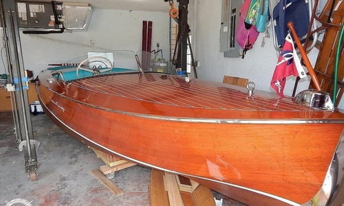 Image of Chris-Craft Racing Runabout for sale in United States of America for $55,000 (£39,642) Punta Gorda, Florida, United States of America