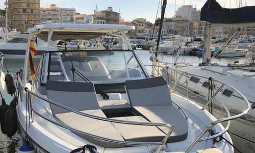 Image of Jeanneau Cap Camarat 10.5 WA for sale in Spain for €175,000 (£149,629) Mallorca, , Spain
