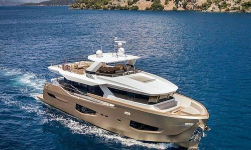 Image of Numarine 26XP Hull #17 for sale in Turkey for €4,300,000 (£3,697,176) Istanbul, Turkey