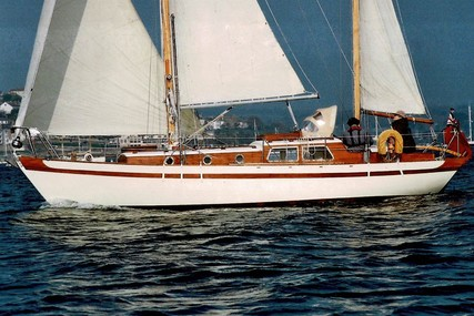 Custom Falmouth Pilot 9 ton Ketch for sale in United Kingdom for £32,500