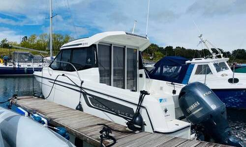 Image of Jeanneau Merry Fisher 695 for sale in United Kingdom for £53,500 Conwy Marina, United Kingdom