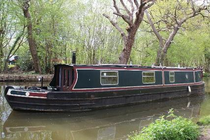Narrowboat R&D Fabrications 42' Trad for sale in United Kingdom for £26,950