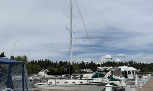 Image of Hunter 33 for sale in United States of America for $38,900 (£28,048) Coeur D'alene, Idaho, United States of America