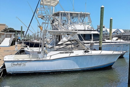 Carolina Classic 28 for sale in United States of America for $36,200 (£25,660)