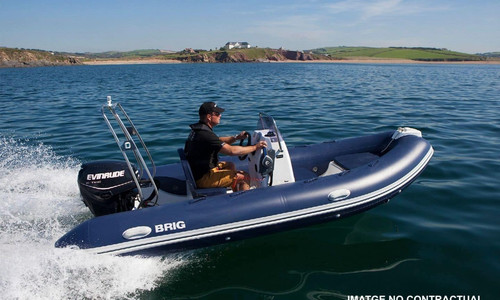 Image of Brig 450 FALCON for sale in Spain for €14,900 (£12,765) La Formatgeria Girona, Girona, , Spain