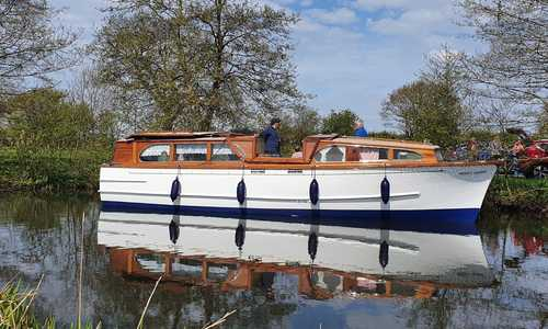 Image of Jack Powles Cruiser for sale in United Kingdom for £45,000 Henley on Thames, United Kingdom