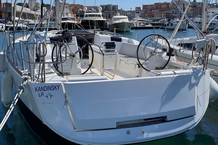 Jeanneau Sun Odyssey 449 for sale in Italy for €145,000 (£124,934)