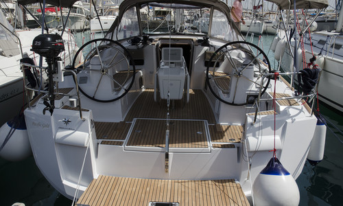 Image of Jeanneau Sun Odyssey 479 for sale in Greece for €175,000 (£149,351) Athènes, , Greece