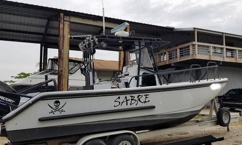 Image of Boston Whaler 26 Outrage for sale in United States of America for $58,500 (£41,520) Slidell, Louisiana, United States of America