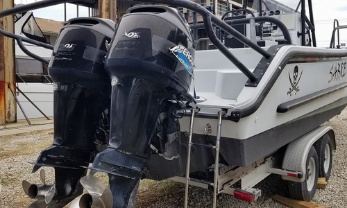 Image of Boston Whaler 26 Outrage for sale in United States of America for $49,750 (£35,989) Slidell, Louisiana, United States of America