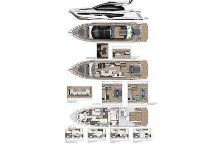 Sunseeker 65 SPORT YACHT for sale in France for £1,965,000