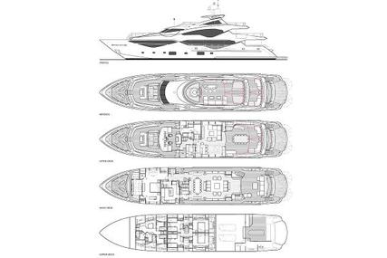 Sunseeker 131 Yacht for sale in Bahamas for £15,000,000