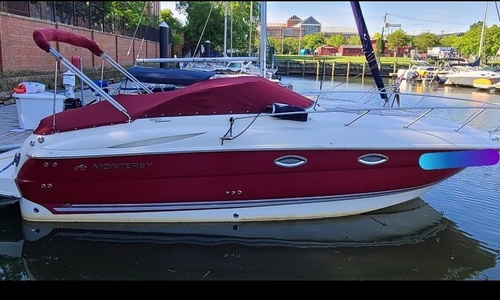 Image of Monterey 250 CR for sale in United States of America for $42,300 (£30,500) Washington, District of Columbia, United States of America